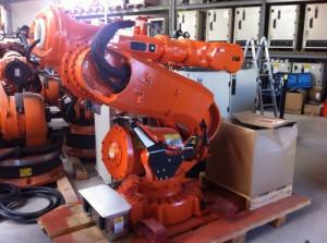 Робот ABB IRB 6640-1.85/2,8 M2004