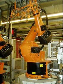 Робот KUKA KR 125L90/2
