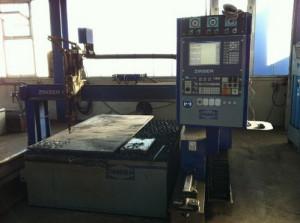 Автогенная портальная установка с CNC Zinser 2315