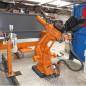 Сварочный роботизированный комплекс на базе робота АВВ 1400