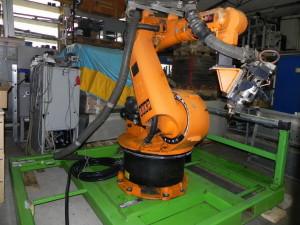 Робот KUKA KR125-1