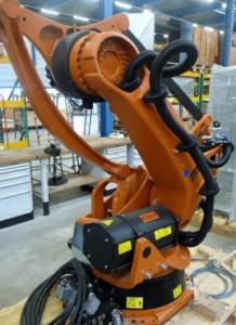Робот KUKA KR180/2PA