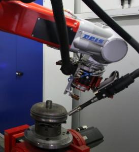 Гибридная лазерная сварка компонентов трансмиссии