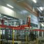 Транспортировочный роботизированный комплекс на базе робота REIS RL 130