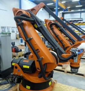 Паллетировочный робот KUKA KR 100-2 PA