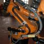 Роботизированная ячейка лазерной резки на базе робота KUKA KR 125