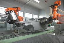 Роботизированная система очистки ABB