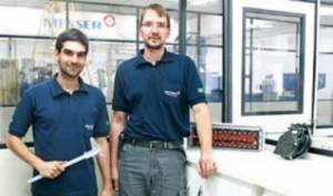 Danilo Vertuan (слева) и Lars Netzker