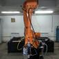 Комплекс лазерного раскроя на базе робота ABB IRB 4600 с волоконным лазерным источником ЛК-0,3